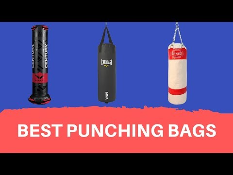 Punching Bags 5 Best Punching Bags Reviews 2020
