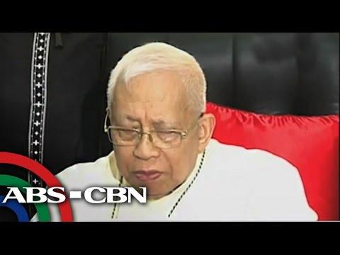 Download Cardinal Vidal, nanawagang bumaba sa puwesto si PNoy