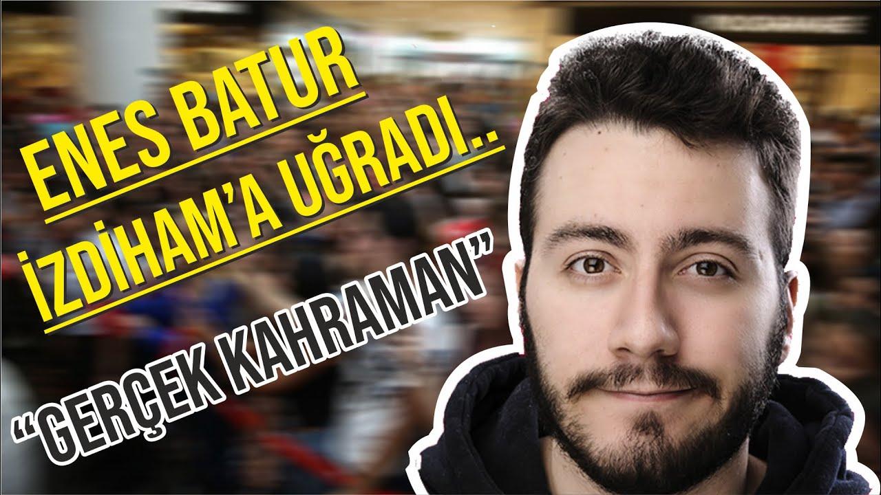 Enes Batur İzdiham - Gerçek Kahraman Oyunculu Film Gösterimi