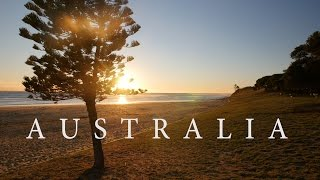 Australia - epic east coast road trip