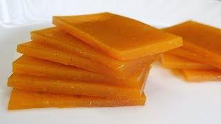 మమడతడర ఇత ఈజ గ చసకవచచ అనతలసత బయటఎపపడకనర Mango Papad Recipe  Mamidi Tandra