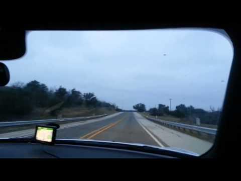 My road trip across texas!