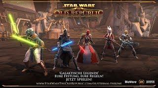 Star Wars The Old Republic 39 Galaktische Legende 39 Start Trailer