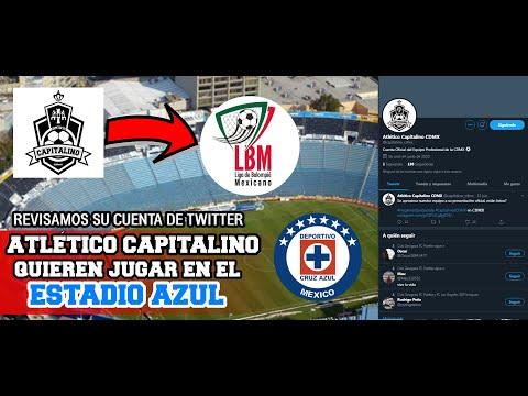 Atletico Capitalino Cdmx Revisamos Su Cuenta Oficial De Twitter Liga Del Balompie Mexicano Youtube