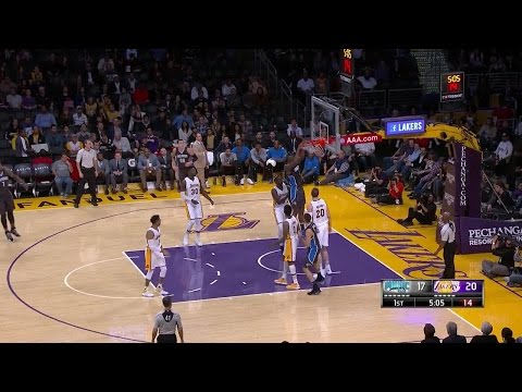 Quarter 1 One Box Video :Lakers Vs. Magic, 1/8/2017 12:00:00 AM - 동영상