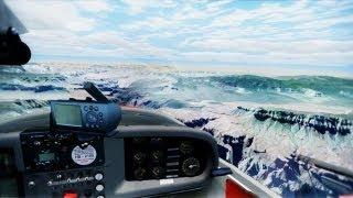 FSX Grand Canyon ( Part 3 ) ( HD )