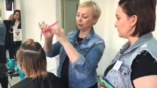 Курсы повышения квалификации для парикмахеров, школа Штэрн