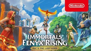 Immortals Fenyx Rising - The Lost Gods DLC Trailer - Nintendo Switch