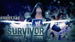 "WWE Survivor Series 2015 Official Theme Song - ""Warriors"""