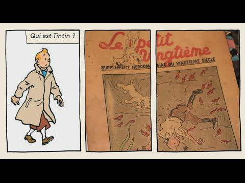 Tintin turns 90: Belgium's boy reporter celebrates nine decades of comic adventures