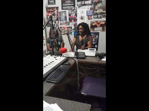 A'Shanai Austin's Radio Experience May 12, 2016 Part 1