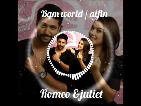 Romeo &  juliet bgm |thoovanam|tamil movie hansika. Jeyam ravi| whatsapp status |bgm