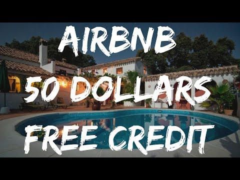 AIRBNB 2019 PROMO CODE $50 FREE FOR NEW USERS 🥳 💰 🏡