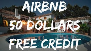 Gambar cover AIRBNB 2019 PROMO CODE $50 FREE FOR NEW USERS 🥳 💰 🏡