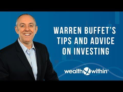 Warren Buffett's approach to investing!   AU Share Market Report