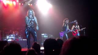 """Steel Panther 7/20/12 """"Eyes Of A Panther"""" Sands Event Center, Bethlehem, PA [3-cam mix]"""