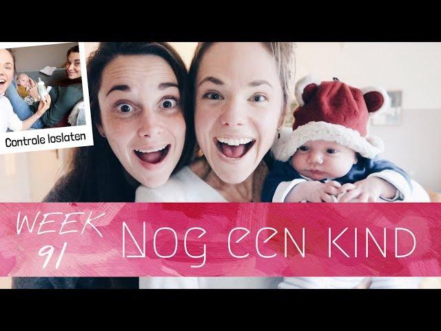 HOE PRAAT JE TEGEN EEN BABY?   WEEKVLOG 91   IkVrouwvanJou.nl