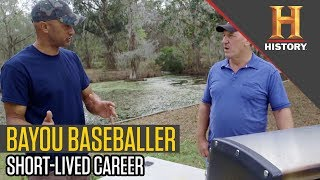 Baseball Career That Wasn't Meant To Be   Swamp People