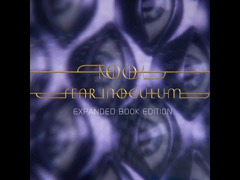 TOOL - 'Fear Inoculum' Expanded Book Edition  - Unboxing