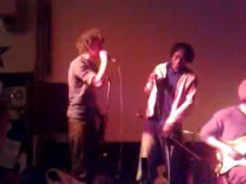 Funky Figgity Jam @ Forrest Cafe Edinburgh March 2011