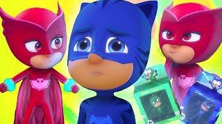 PJ Masks Episode | Weirdest Moments! ⭐️Power Swaps, Babies, Cats! | Cartoons for Kids