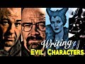 A Guide To Writing Evil Characters