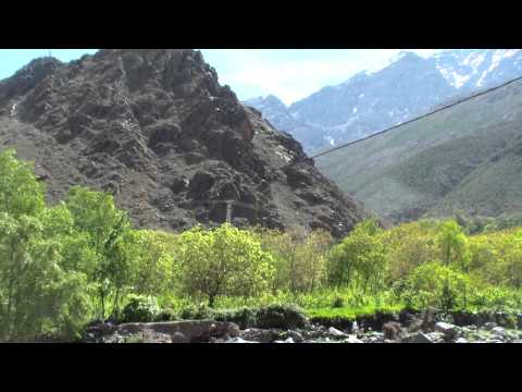 Morocco High Atlas mountains walking with Niels form Travel Imagineering
