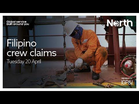 North's Filipino Crew Claims Webinar - April 2021