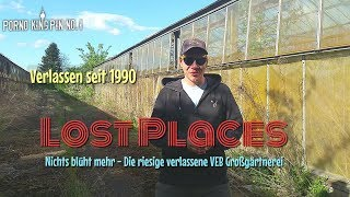 📌 500 Subscribers Special | ✪ Lost Places (The Huge Abandoned VEB Nursery)