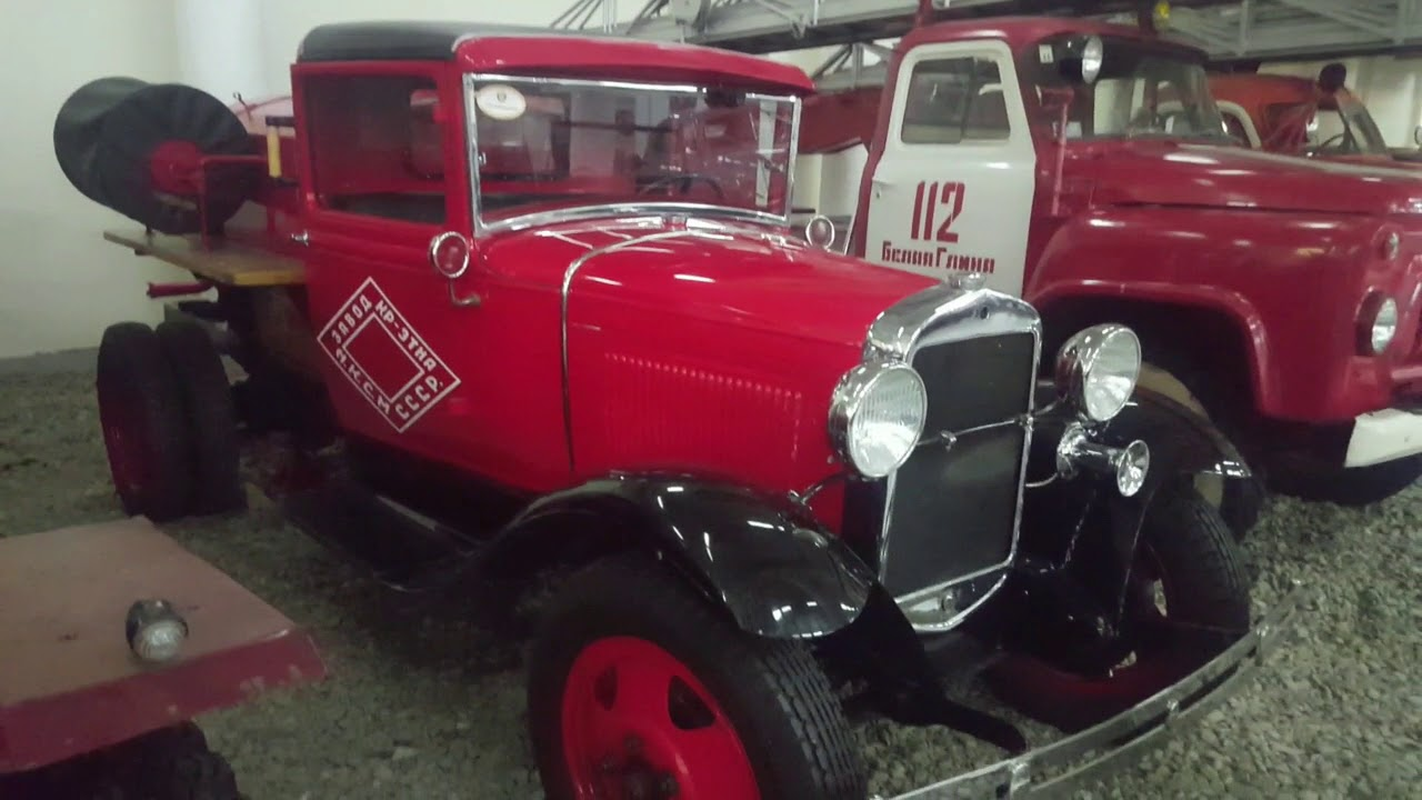 Ретро автомобили музей в г.Сочи 2018.  Retro cars museum in Sochi 2018