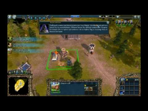 Majesty 2: The Fantasy Kingdom Sim Tutorial Video #1  