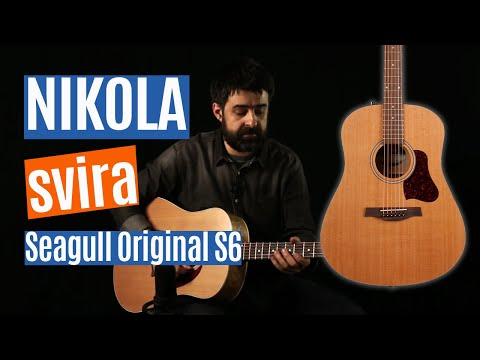 Seagull Original S6 Slim Ozvučeni - Artist TV
