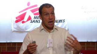 Dr. Chris Hands - Added value of nurse-lead care in MSF Paediatric Projects