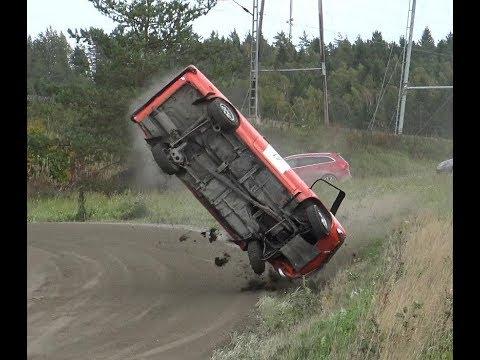 South West Motorsport Ralli 2018 (crash & action)