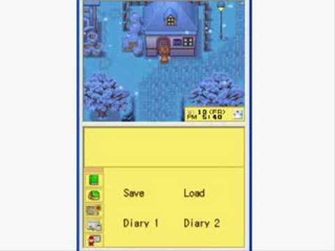 how to get the sword in harvest moon ds cute