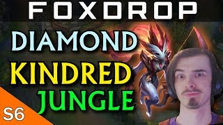 How to Play Kindred Jungle in Season 6 - League of Legends