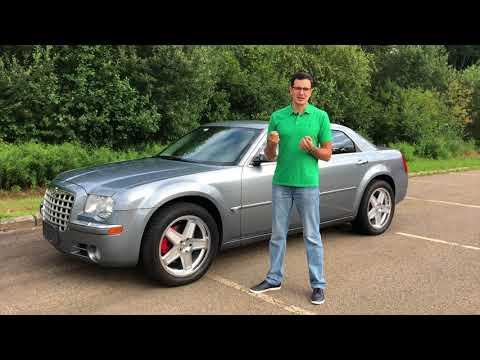 2006 Chrysler 300C HEMI 5.7л. Обзор владельца Крайслер 300ц