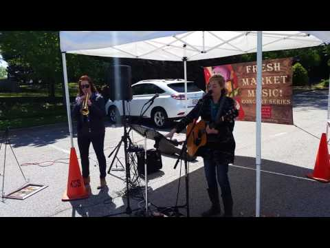 Katie Martin Finale Duet with Marie Robertson at Fresh Market Music!