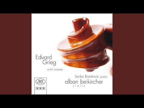 Violin Sonata No. 2 in G Major, Op. 13: III. Allegro animato