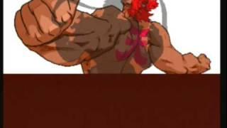 Street Fighter Alpha 3 - Ryu Ending