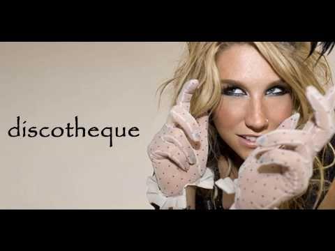 Kesha - a la discotheque lyrics