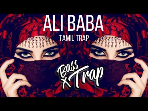 Sparobeatz - ALI BABA | Tamil Trap | NARAYANA | Indian Trap