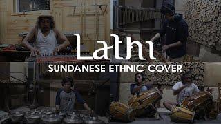 Download lagu LATHI - WEIRD GENIUS Ft. SARA FAJIRA I SUNDANESE ETHNIC VERSION by EGA ROBOT ETHNIC PERCUSSION