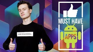 Must have приложения для Android 2018