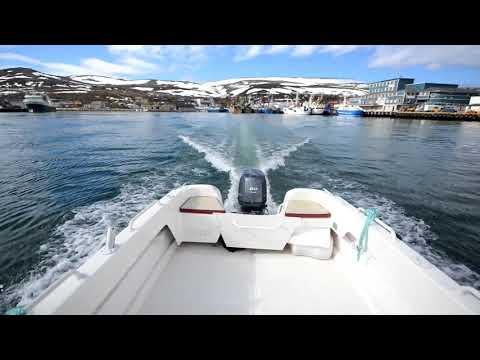 Din Tur Seafishing destination - Båtsfjord brygge 2017