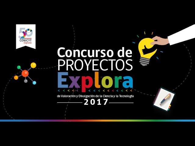 Concurso de proyectos Explora de valoración y divulgación de la ciencia - La Ecopileta