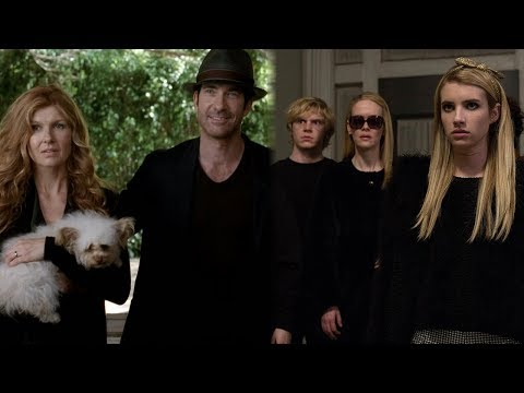 Ryan Murphy CONFIRMS American Horror Story S8 Murder HouseCoven Crossover