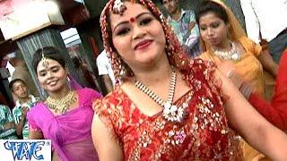 माई विंध्याचल वाली के - Mai Vindhachal Wali Ke | Jhula Lagal Devi Mai Ke | Anu Dubey | Devi Geet