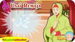 USAI REMAJA | Lagu Anak Islami bersama Diva | Lagu Nabi Muhammad | Kastari Animation Official - Stafaband
