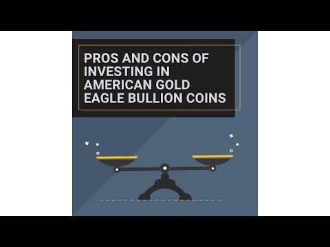 American Gold Eagle Bullion Coin Guide